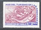 Chile 431   **  FISH - Chile