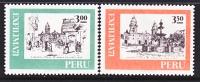 Peru 560-1  *  STAMP EXPO. - Peru
