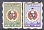Peru C 288-9   *  TELEPHONE - Peru