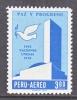 Peru C 292   **  UNITED NATIONS - Peru