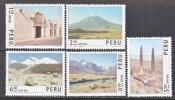 Peru C 390-4  *  LANDSCAPE  VIEWS - Peru