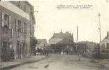 Lozère- Aumont Aubrac, (près De Marvejols) -Avenue De La Gare, L'Epicerie Sarrut Et L'atelier Du Maréchal. - Aumont Aubrac