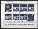 POLEN - POLSKA - SPACE - LUNA 17  - 1971 - Used