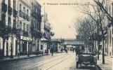 Pyrénées Orientales- Perpignan -Avenue De La Gare. - Perpignan