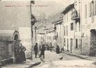 Pyrénées Orientales- Olette -Fontaine Et Grand'Rue - France
