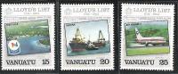 Vanuatu N° YVERT 690/92 NEUF ** - Vanuatu (1980-...)