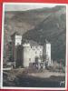 V7-48-lozere-chateau De La Caze--pub Au Dos Lansoÿl--gele - Advertising