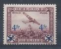 OO-/-592. N° 7.  *,  Cote 9.50 €,   Liquidation, - Airmail
