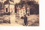 INDOCHINE - VIETNAM /  TOMBEAUX ANNAMITES AU TONKIN - Vietnam