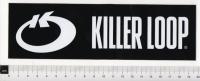 Ade065 Adesivo, Sticker, Autocollant | Killer Loop - Adesivi