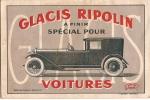 Automobile/Peinture:Ripol     In/vers  1920-1925                           VP120 - Non Classificati