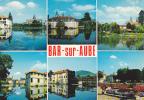 19749 Champagne, Souvenir De Bar Sur Aube. Estel . Multivues - Bar-sur-Aube