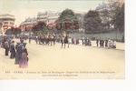 PARIS / AVENUE DU BOIS DE BOULOGNE - DEPART DU PRESIDENT DE LA REPUBLIQUE AUX COURSES DE LONGCHAMP  1907 - Autres