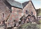 19755 Sites Bretons, Env Carhaix, Vieux Moulin Meur . 14 Artaud Gaby - Moulin Eau Roue - Carhaix-Plouguer