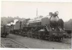 TRAIN  ESPAGNOL CARTE-PHOTO - GARE D´ALASUSA - Stations - Met Treinen