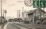 Gare De  LA BARRE  La Halte - Sonstige Gemeinden