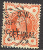 GREAT BRITAIN  O 44, Used,   (gbo044-2,  10- Abt - Officials