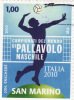 2010 San Marino - Campionati Mondiali Di Pallavolo Maschile - Volleyball