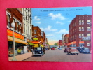 KY - Kentucky > Owensboro  -- W. Second Street  Woolworth Store  1953 Cancel --- -------- Ref 396 - Owensboro