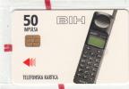 BOSNIA -  Global System Mobitel BiH(50 Units), 01/97, Mint - Bosnia