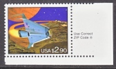 US 2543      **  SPACE SHUTTLE - United States
