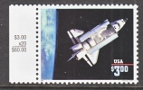 US 2544      **  SPACE SHUTTLE - United States