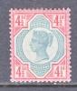 Great Britian 117  * - 1840-1901 (Victoria)