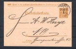 "Berlin 1899: 2 Pf.Privatpostkarte ""Packetfahrt"" - Briefe U. Dokumente"