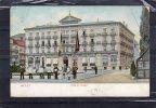 24182   Belgio,   Heyst,  Hotel  Du  Kursaal,  VG  1909 - Heist
