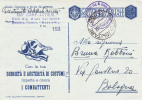 FRANCHIGIA MILITARE 2^ GUERRA -PM153 - Guerra 1939-45