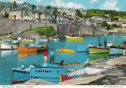 POST CARD OF THE HARBOUR,NEWLYN,CORNWALL,Z1. - Inglaterra