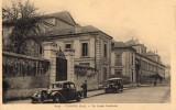 46 CAHORS - Le Lycée Gambetta - Voiture Citroen - Cahors