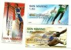 2007 - San Marino 2142/44 Mondiali - Salto