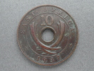 1937 - 10 Cents - Afrique De L'Est - East Africa - British Colony