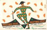 Buvard FRUCTINES VICHY - Produits Pharmaceutiques