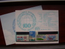 KUT 1973  I.M.O./W.M.O. CENTENARY Issue 4 Values To 2/50 With PRESENTATION CARD  MNH. - Kenya, Uganda & Tanganyika
