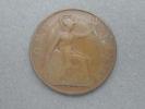 1913 - 1 Penny - Grande Bretagne - GEORGES V - 1902-1971 : Monete Post-Vittoriane