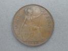 1930 - 1 Penny - Grande Bretagne - GEORGES V - 1902-1971 : Monete Post-Vittoriane