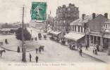 20f - 14 - Deauville - Calvados - La Place De La Gare Et Avenue De Villiers - Deauville