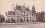 19773 Chateaux Loire-inferieure HAUTE GOULAINE CHATEAU DE LA HAUDINIERE . 427 Chapeau 3