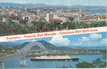 PANAMA PUENTE DEL MUNDO  OHL - Panama