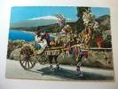Folklore Carretto Siciliano  Coppia Cavallo - Costumi