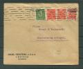 Crefeld Hansahaus  13.2.1923  Nach Elsterberg  !!! (Del-2693) - Briefe U. Dokumente