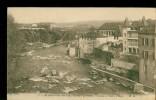 OLORON - Ste- MARIE - Usines Et Gave D´ Aspe  1918 Dép64 - Oloron Sainte Marie