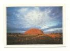 Cp, Australie, L'Ensemble Rocheux D'Ayers Rock, Voyagée 1988 - Uluru & The Olgas