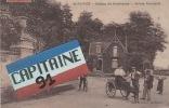 ST PATRICE INDRE ET LOIRE CHATEAU DE ROCHECOTTE ENTREE PRINCIPALE - France