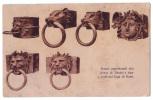 NEMI ROMA BRONZI APPARTENUTI ALLA BARCA DI TIBERIO F/P VIAGGIATA 1924 - Roma
