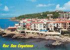 SPAIN - AK 103814 Roda De Bara - Roc San Cayetano - Playa - Tarragona