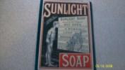 Card Addvertising Sunlight Soap  1885-1985 - Non Classificati