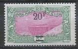 Cote Française Des Somalis  N°  121  X - Non Classés